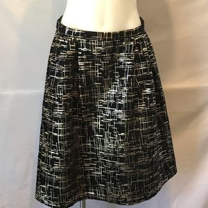 ALEX MARIE - lined evening skirt